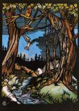 森の詩(ロマンチック街道)Romantic Trail (Poem of the Woods)